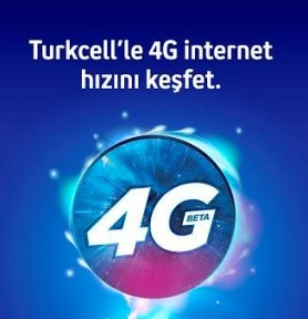 Turkcell 4.5G Faturasız Paketler
