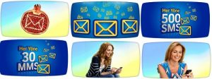 Turkcell Hazır Kart Süper SMS Paketi