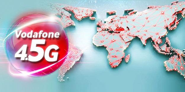Vodafone 4.5G Red Tarifeleri