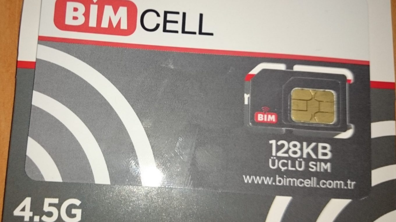 Bimcell İkili 1 GB Paketi
