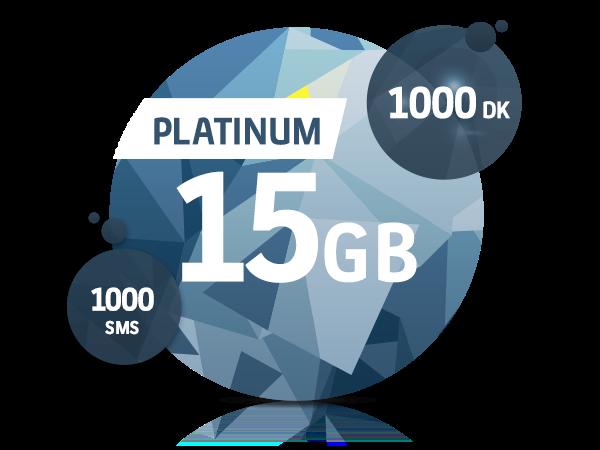 Turkcell Platinum 15 GB Paketi