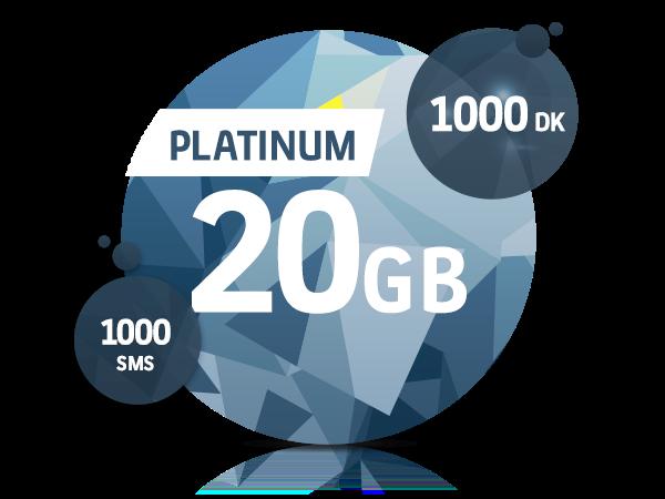 Turkcell Platinum 20 GB Paketi