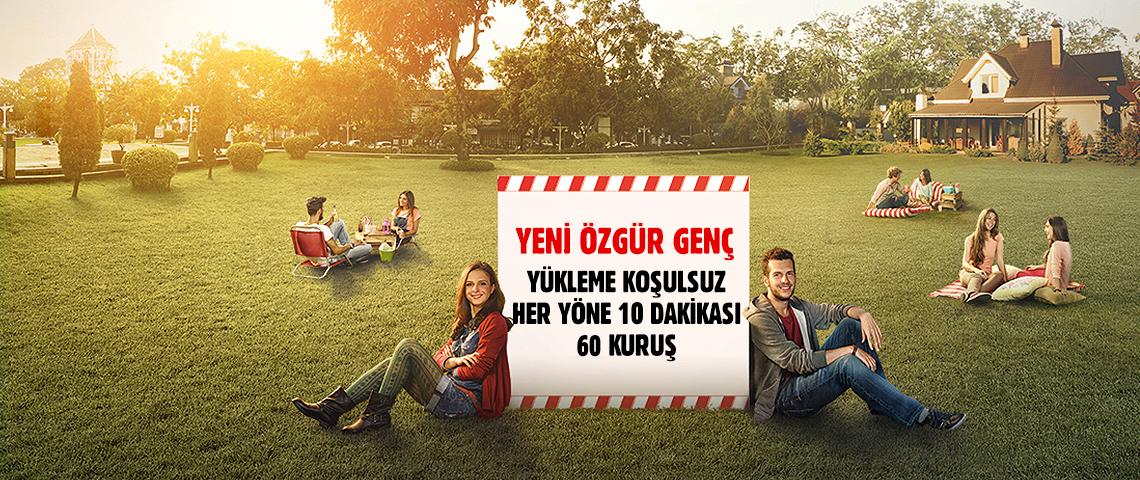 Vodafone Özgür Genç