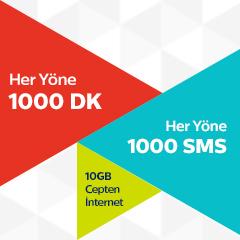 Türk Telekom PRİME 10GB
