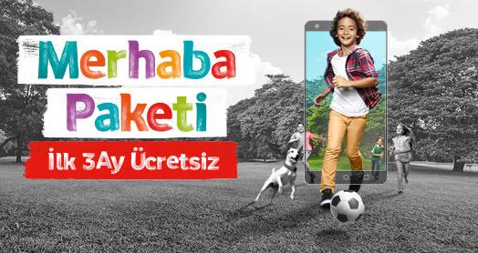 Vodafone Merhaba Paketi