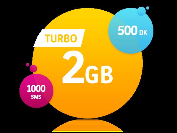 Turkcell Turbo 2 GB