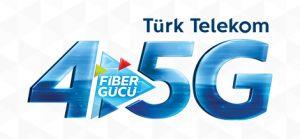Türk Telekom 4.5G Tanışma Kampanyası
