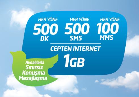 Turk Telekom Avea Elele Tarifesi