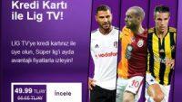 En Çok Kullanılan Digiturk Lig TV Kampanyası
